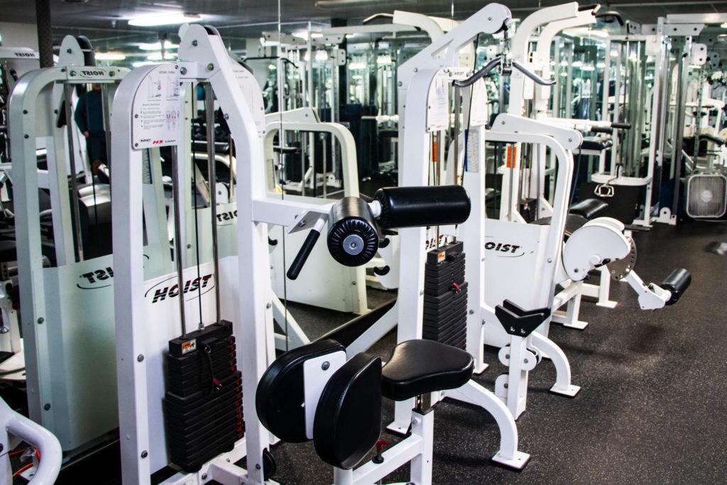 Men's housing gym